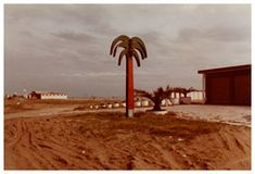 Luigi Ghirri  Bari  From the series Paesaggio italiano  1982  C-print  4 x 5 7/8 inches; 10 x 15 cm