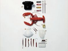 Panamericana School of Art and Design:  Lobster Telephone