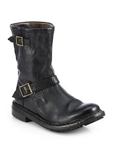 Burberry Andreck Leather Moto Boots $795.00 - Buy it here: https://www.lookmazing.com/burberry-andreck-leather-moto-boots/products/5829580?shrid=46_pin