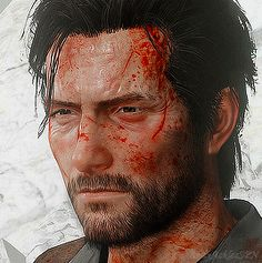 The Evil Within Ruvik, The Evil Within Game, Sebastian Castellanos, Travis Fimmel, Single Dads, Video Game Characters, Slice Of Life, Reference Images, Punisher