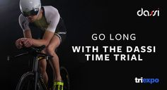 Go long in Triathlon, with the Dassi Time Trial bike