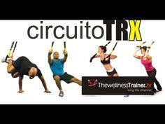 Some good TRX exercises