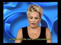 Divaldo Pereira Franco no programa mais você 4.1   -  pedro Sabino Filho