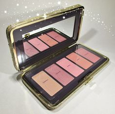 Icy Nails: Tarte Holiday 2014 Sweet Dreams Pin Up Girl Amazonian Clay Blush palette review.