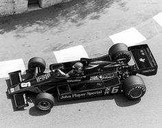 Ronnie @ Monaco 1978 Lotus 78