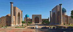 Adventure Holidays in Uzbekistan | Silk Road tours, Peak Lenin climb