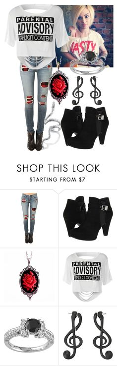 """Announcement - Piper Radke"" by unbreakabletomboy ❤ liked on Polyvore featuring rag & bone, Stuart Weitzman and Bling Jewelry"