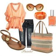 Summer outfits tessamarie529