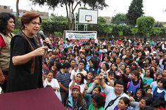 Alcaldesa Susana Villarán suscribe ordenanza municipal que crea Programa Metropolitano de vivienda popular para favorecer a los sectores D y E