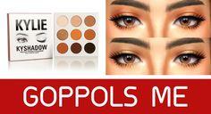 Pressed powder eyeshadow at GOPPOLS Me • Sims 4 Updates
