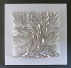 "Saatchi Art Artist Chad Schonten; Abstract Painting, ""Untitled 3-2017"" #art"