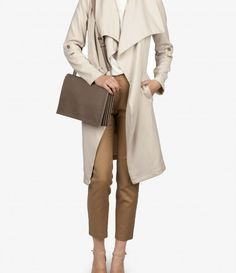 Sleek, minimal Orwell Satchel by Matt & Nat. Made with vegan leather and lined with recycled plastic bottles. Beautiful Handbags, Recycle Plastic Bottles, Ethical Fashion, Vegan Leather, Shoulder Strap, Duster Coat, Satchel, Zipper, Separate