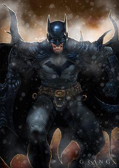 Batman by Grange-Wallis.deviantart.com on @DeviantArt