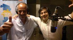 Con mi Co-equiper Gustavo Guzman