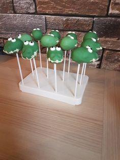 Chefkoch.de Rezept: Cake-Pops mit Nutella-Frosting