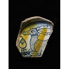 Fragment - Deruta Italy