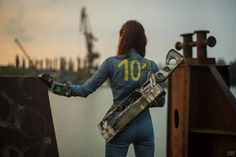fallout 4 cosplay vault suit | Fallout 3 - Vault dweller [3] by atomic-cocktail on DeviantArt
