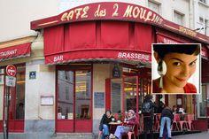 """""""Café des deux moulins"""" in Paris: wo einst die fabelhafte Amélie kellnerte - TRAVELBOOK.de"""