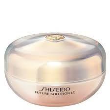 Inspire-se, com Nicce Burlamaqui: Pó facial translúcido Shiseido Future Solution Lx ...