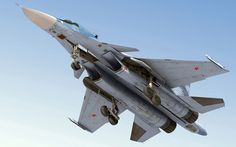 Su-34 Advanced Fighter