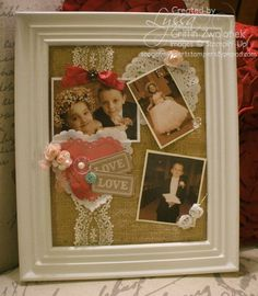 Stampin' Up! Home Decor  by Lyssa Zwolanek at Song of my Heart Stampers