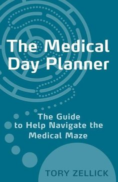 The Medical Day Planner is a guide designed to help patients help navigate the medical maze.