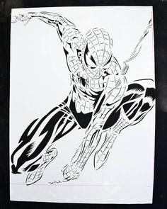 #spiderman  #stencil #spraypaint