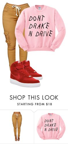 """""""Untitled #100"""" by cristina-jbt on Polyvore featuring NIKE"""