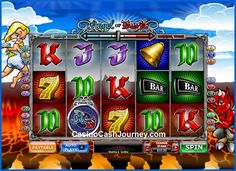 Angel or Devil is a 5-reel, 20 payline Playtech non progressive video slot machine. More this way... http://www.casinocashjourney.com/playtech-slots/angel-or-devil.htm