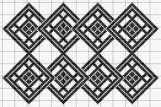 Japanese Embroidery, Embroidery Thread, Cross Stitch Embroidery, Embroidery Patterns, Cross Stitch Borders, Cross Stitch Patterns, Loom Beading, Beading Patterns, Craft Patterns