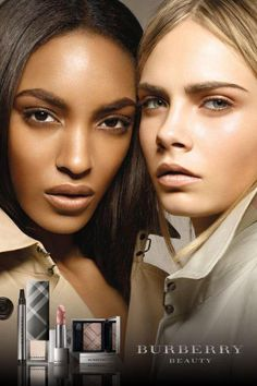 #JourdanDunn and #CaraDelevigne