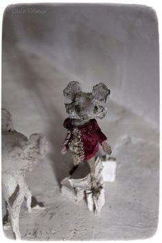 Méas Vintage: Méas Mäusewelt - Die ganz kleinen Skulpturen und Welten