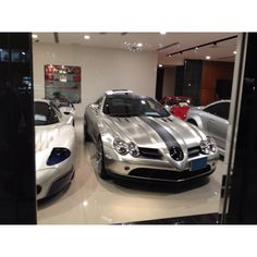 Mc Laren SLR Special Edition