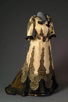 Dress, 1900-05