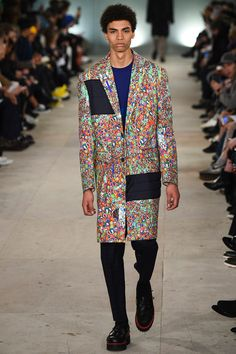 Casely-Hayford – Automne/Hiver 2016 – London Collections: Men - ESSENTIAL HOMME