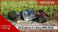 Video mit Unterwassertest der Actioncams Elecam Explorer S und Sony HDR-AS20 am Balaton #video #unterwassertest #actioncams #elecamexplorers #sonyhdras20 #balaton