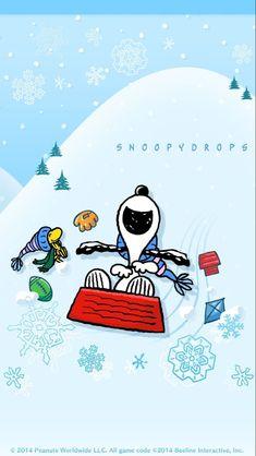 Peanuts Christmas, Charlie Brown Christmas, Charlie Brown And Snoopy, Christmas Fun, Snoopy Feliz, Snoopy And Woodstock, Peanuts Cartoon, Peanuts Snoopy, Emoji