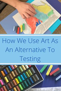 Taking an artistic approach to testing eliminates his test anxiety completely. Here is how we use art as an alternative to testing in homeschool. Learning Phonics, Preschool Programs, Test Anxiety, Experiential Learning, Lewis And Clark, Special Education Teacher, Hands On Activities, Homeschool Curriculum, Geography