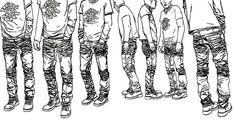 day 104 #art by #junkohanhero #draw #digital #drawing #digitalart #arts #illustration #ikhioogla