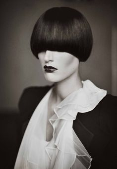 Client: Davey Davey /  Photographer: Agata Stoinska /  Hair: Paul Davey & Ian Davey /  Stylist: Lia Hynes /  Models: Jenny & Isabel // 1st Option Models, Management /  Make-Up: Vivien Pomeroy /
