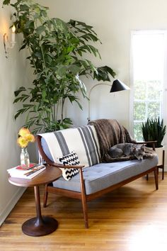 Carrie & Hal's Modern Bohemian Home House Tour | Apartment Therapy