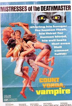 Robert Quarry film Count Yorga Vampire 35m-6325