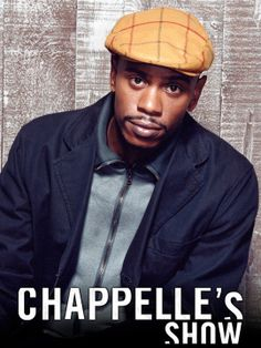 The sketch-comedy show, starring comic Dave Chappelle, follows the tried-and-true formula of similar shows that preceded it. However none approached the magnitude of impact that CHAPPELLE'S SHOW did, inserting an impressive amount of catchphrases and characters into mainstream cultural consciousness.