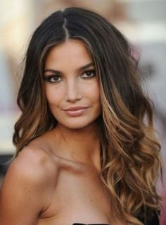 New Hair Color Ideas For Brunette 2017: 2017 Hair Color Trends for Brunettes