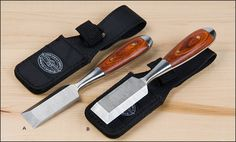 Lee Valley  $20 left hand (B) Batoning Chisel - Woodworking