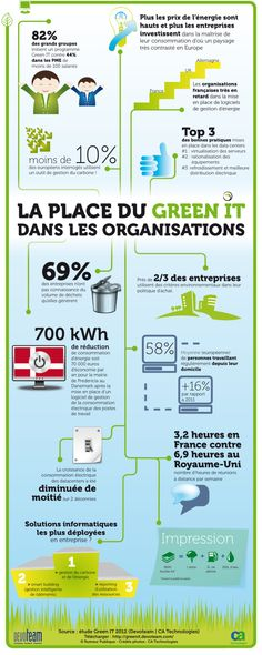 Green IT in compagnies
