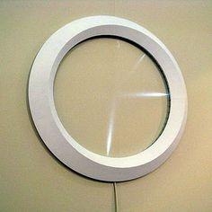 Unusual wall clock design www.justforclocks.com
