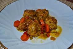 Mi Diversión en la cocina: Albóndigas con Verduras y Jerez Fino La Ina
