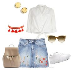 Designer Clothes, Shoes & Bags for Women Steven Alan, Chan Luu, River Island, Mango, Shoe Bag, Clothes For Women, Polyvore, Stuff To Buy, Outfits