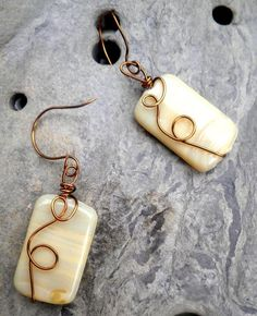 WIREWORKED EARRINGS